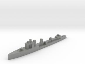 Italian Borea destroyer 1:1800  WW2 in Gray PA12