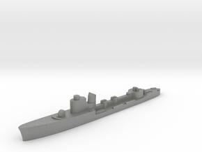 Italian Vega torpedo boat 1:2400 WW2 in Gray PA12