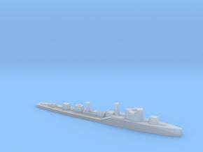 Soviet Uragan guard ship 1:1800 WW2 in Smoothest Fine Detail Plastic
