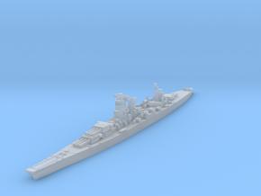 IJN Design B-65 Super Cruiser 1/1800 in Smooth Fine Detail Plastic
