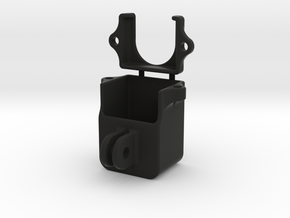 Osmo Pocket Selfie stick Adapter with GoPro mount  in Black Natural Versatile Plastic
