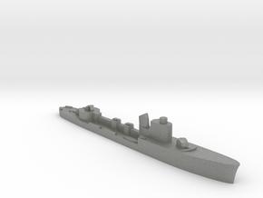 Italian Ariel torpedo boat 1:1800 WW2 in Gray PA12