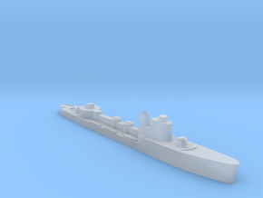 Italian Ariel torpedo boat 1:2400 WW2 in Smoothest Fine Detail Plastic