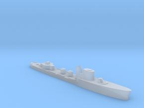 Italian Ariel torpedo boat 1:3000 WW2 in Smoothest Fine Detail Plastic