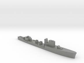 Italian Ariel torpedo boat 1:3000 WW2 in Gray PA12