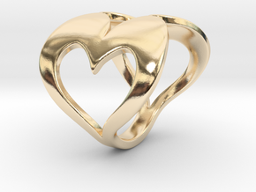 Valentin - Ring in 14K Yellow Gold: 6.75 / 53.375