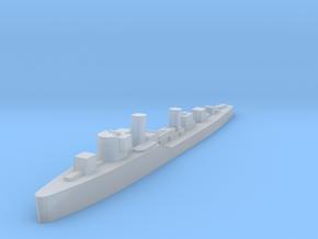 Soviet Molniya guard ship 1:3000 WW2 in Smoothest Fine Detail Plastic