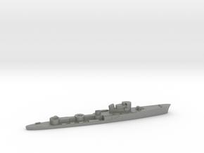 Italian Aliseo torpedo boat 1:1800 WW2 in Gray PA12