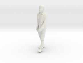 Printle C Homme 2051 - 1/24 - wob in White Natural Versatile Plastic