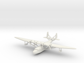 Sikorsky S-42 1/200 in White Natural Versatile Plastic
