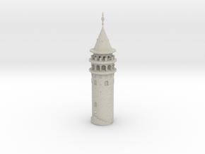 Istanbul GalataTower in Sandstone