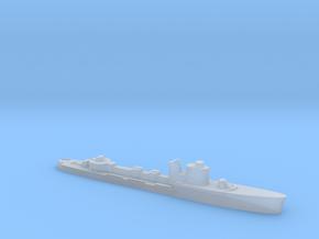 Italian Aretusa torpedo boat 1:2400 WW2 in Smoothest Fine Detail Plastic
