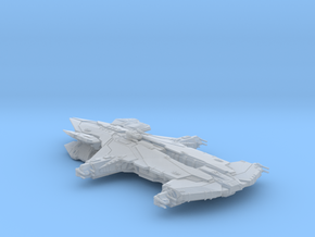 Hammerhead-2 in Smooth Fine Detail Plastic