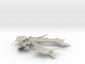 Assassins Creed Belt Buckle EZIO in Natural Sandstone
