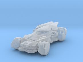 Batmobile Batman vs Superman MICRO in Smooth Fine Detail Plastic