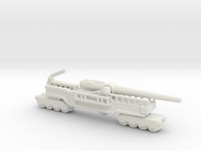 20cm kanone e l/40 1/144 in White Natural Versatile Plastic