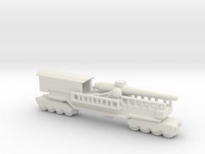 24 cm SK L/40 Theodor Karl 1/200 eub in White Natural Versatile Plastic