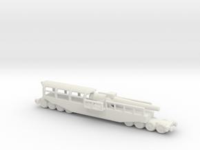 24 cm SK L/40 Theodor Karl 1/285 6mm in White Natural Versatile Plastic
