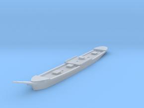 Preussen Hull in Smooth Fine Detail Plastic: 1:1800