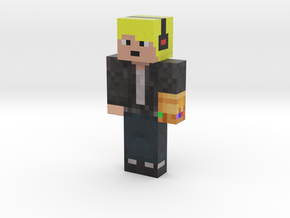 GamingTwist | Minecraft toy in Natural Full Color Sandstone