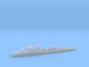 Soviet Zarnitsa guard ship 1:3000 WW2 in Smoothest Fine Detail Plastic