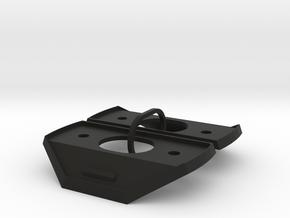 Side Mirror Gasket/Seal Set for a Rabbit MK1 in Black Natural Versatile Plastic