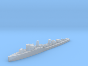 Soviet Groza guard ship 1:2400 WW2 in Smoothest Fine Detail Plastic