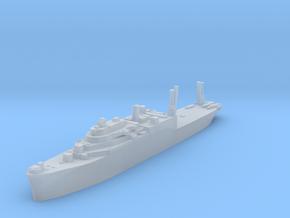 USS Salisbury Sound seaplane tender 1:2400 WW2 in Smoothest Fine Detail Plastic