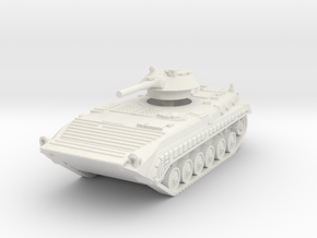 BMP 1 1/76 in White Natural Versatile Plastic