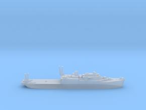 USS Norton Sound seaplane tender 1:1800 WW2 in Smoothest Fine Detail Plastic