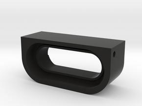 Fl 20266 Steckeraufsatz in Black Natural Versatile Plastic