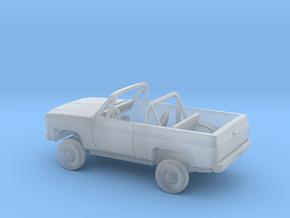 1/87 1973-79 Chevrolet Blazer Convertible Kit in Smooth Fine Detail Plastic