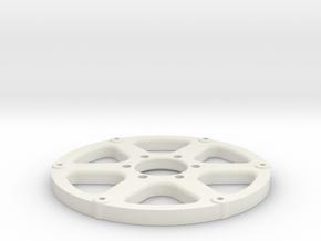 Front Flex Spokes GRP/Roadies old (BWE-013536 ) in White Natural Versatile Plastic