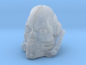 Questor mortis head in Smooth Fine Detail Plastic