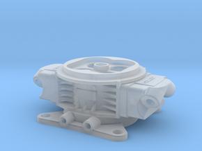 Carburetor for RC4WD V8 in Smooth Fine Detail Plastic