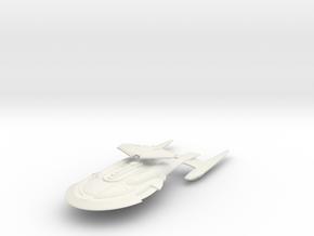 SouthHampton Class B (with Weapon Pod) HvyCruiser in White Strong & Flexible