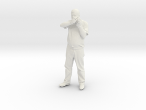 Printle T Homme 245 - 1/32 - wob in White Natural Versatile Plastic
