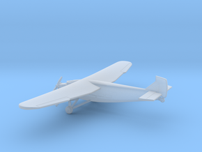 Ford 5-AT Trimotor in Smooth Fine Detail Plastic: 6mm