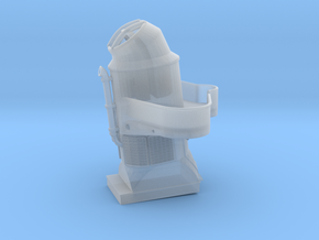 1/350 USN Fletcher Funnel 1 MK51 platform in Smooth Fine Detail Plastic