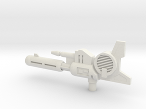 G1 Master Rifle in White Natural Versatile Plastic