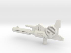 G1 Master Rifle in White Natural Versatile Plastic