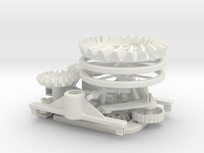 Differential model in White Natural Versatile Plastic