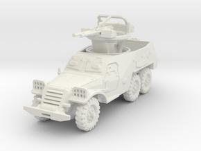 BTR 152 A 1/72 in White Natural Versatile Plastic