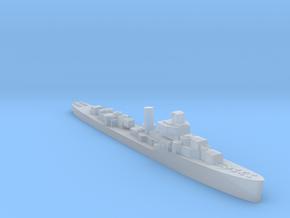 USS Sampson destroyer 1943 1:3000 WW2 in Smoothest Fine Detail Plastic
