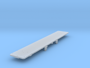 D&RGW modern RPO FLOOR ONLY in Smooth Fine Detail Plastic