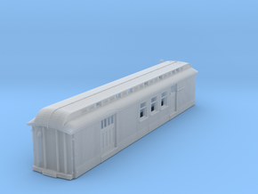 D&RGW RPO 66 Body in Smooth Fine Detail Plastic