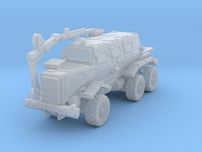 Force Buffalo A2 MPCV MRAP in Smoothest Fine Detail Plastic: 1:220 - Z