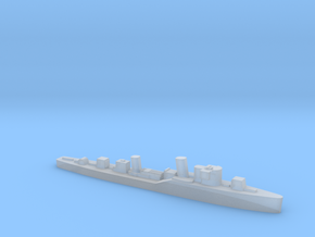 Soviet Smerch guard ship 1:3000 WW2 in Smoothest Fine Detail Plastic