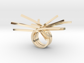 Cmaolo - Bjou Designs in 14k Gold Plated Brass