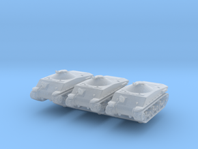T68  1:285 3pcs in Smooth Fine Detail Plastic